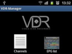 VDR Manager 12.50 Screenshot