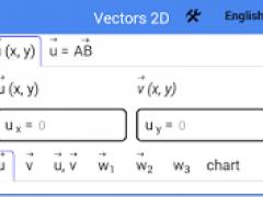 Vectors 2D 0.6.2 Screenshot