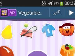 Vegetable Memory Game 1.0 Screenshot