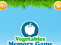 Vegetables Memory Game 1.0.1 Screenshot