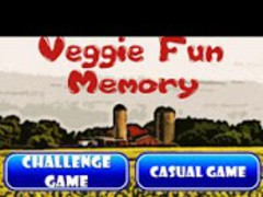 Veggie Fun Memory for Kids 1.0 Screenshot