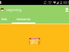veginning 1.2.0 Screenshot