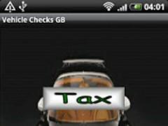 Vehicle Checks GB 1.1 Screenshot