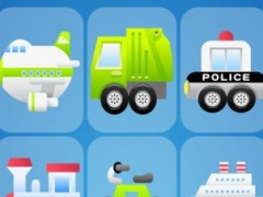 Vehicle Sounds for Babies FREE - Entertain your toddler 1.1.1 Screenshot
