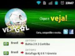 VejaGol Free 1.10 Screenshot