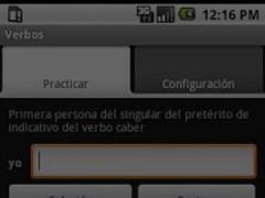Verbos 1.03 Screenshot