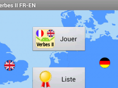 Verbs II French - English 1.6 Screenshot