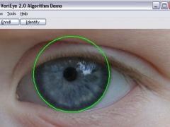 VeriEye Algorithm Demo (For Windows) 2.5 Screenshot