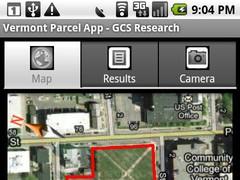 Vermont Parcel App 2.6 Screenshot
