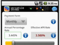 Versatile Savings 1.1.2 Screenshot