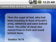 Verses from Holy Bible (Full) 1.4 Screenshot