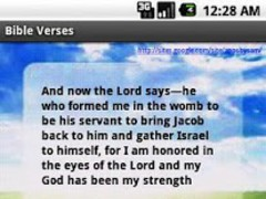 Verses from Holy Bible (Lite) 2.8 Screenshot