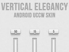 Vertical Elegancy Battery Uccw 1.0 Screenshot