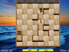 Theseus and the Minotaur (Linux) 1.26 Screenshot