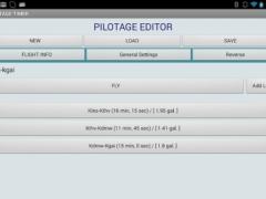 VFR Flight Planner and Timer 3.1 Screenshot