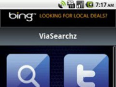 ViaSearchz 1.0.682 Screenshot