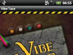 Vibe Taze 1.0 Screenshot