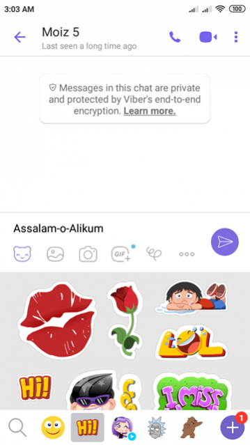 Viber Messenger - Messages, Group Chats Free Download