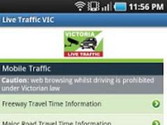 VIC Traffic View 1.2 Screenshot
