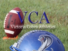 Victoria Cobra Athletics Football. 1.0.0 Screenshot