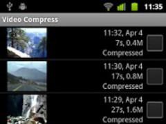 Video Compressor 1.9 Screenshot