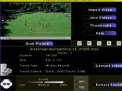 Video Converter 2005 1.8 Screenshot