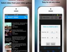 Video Cutter Real Video Trimer 1.0 Screenshot