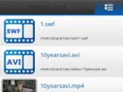 Video Music Player (Private) 1.0 Screenshot