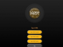 Video Pitch App 1.2 Screenshot