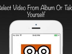Video Slomo - Slow motion, Fast motion, Exporter, Speed changer 1.0 Screenshot