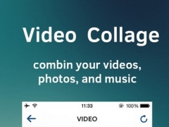 Video Stitch -Collage Movie & Pic Together for Ins 3.6 Screenshot