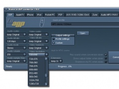Video to Any Converter 2.9.1.01 Screenshot
