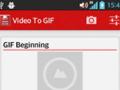 Video To GIF Pro  Screenshot