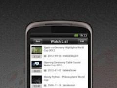 Video Tube (YouTube Player) 1.12 Screenshot