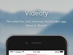 Videofy - Shoot HD video, edit, choose filter, slow motion and free music 5.6.3 Screenshot