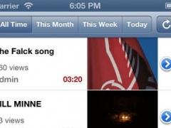 VideoLine 1.0 Screenshot