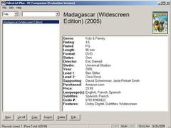 VideoList Plus 5.0.2 Screenshot