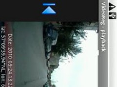 VideoReg addon 2.3 Screenshot