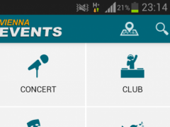 Vienna Events 3.1 Screenshot