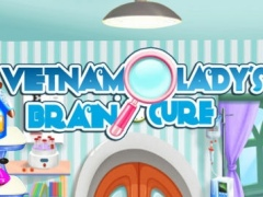 Vietnam Lady's Brain Cure - Pregnancy Surgeon Tracker/Royal Beauty Cerebral Operation Games 1.0.1 Screenshot