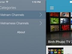 Vietnam TV Channels Sat Info 1.0 Screenshot