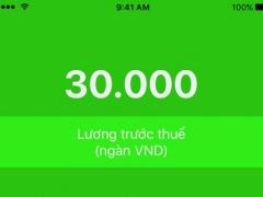 Vietnamese Tax 1.0 Screenshot