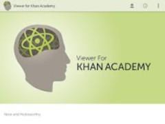 Viewer for Khan Academy 1.2.3 Screenshot