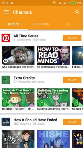 Viewster - Anime & Fandom TV