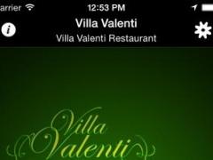 Villa Valenti: Italian Restaurant in New York 3.20.12 Screenshot