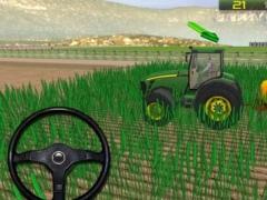Village Farm Tractor Driver Sim 1.0 Screenshot