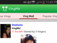 VingMe - Video Chat 4.8 Screenshot