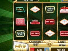 Vintage San Manuel Casino Slots - Free Game Pocket 2.0 Screenshot
