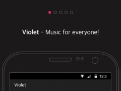 Violet 1.0.11 Screenshot