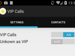 VIP Caller 1.2 Screenshot
